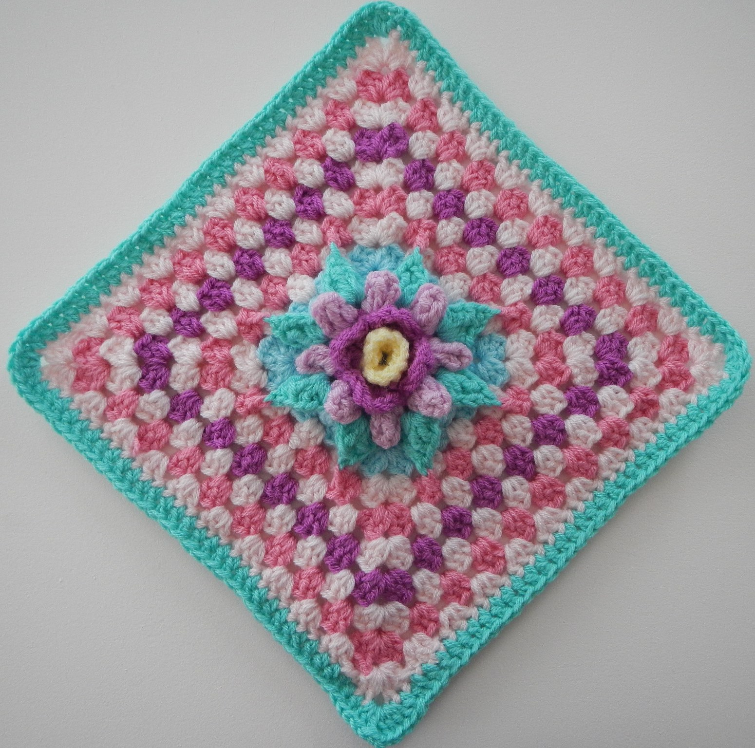 3 Magnificent Ideas of the Free Crochet Rose Afghan Pattern Apple Blossom Dreams February 2018