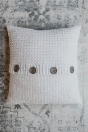3 Recommended Designs of Crochet Patterns for Pillow Covers Pdf Crochet Pattern For The Pillow Cardigan Pillow Cover Etsy