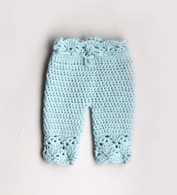 Crochet Baby Pants Pattern  Crochet Pattern Crochet Pants Pattern Crochet Ba Pants Etsy