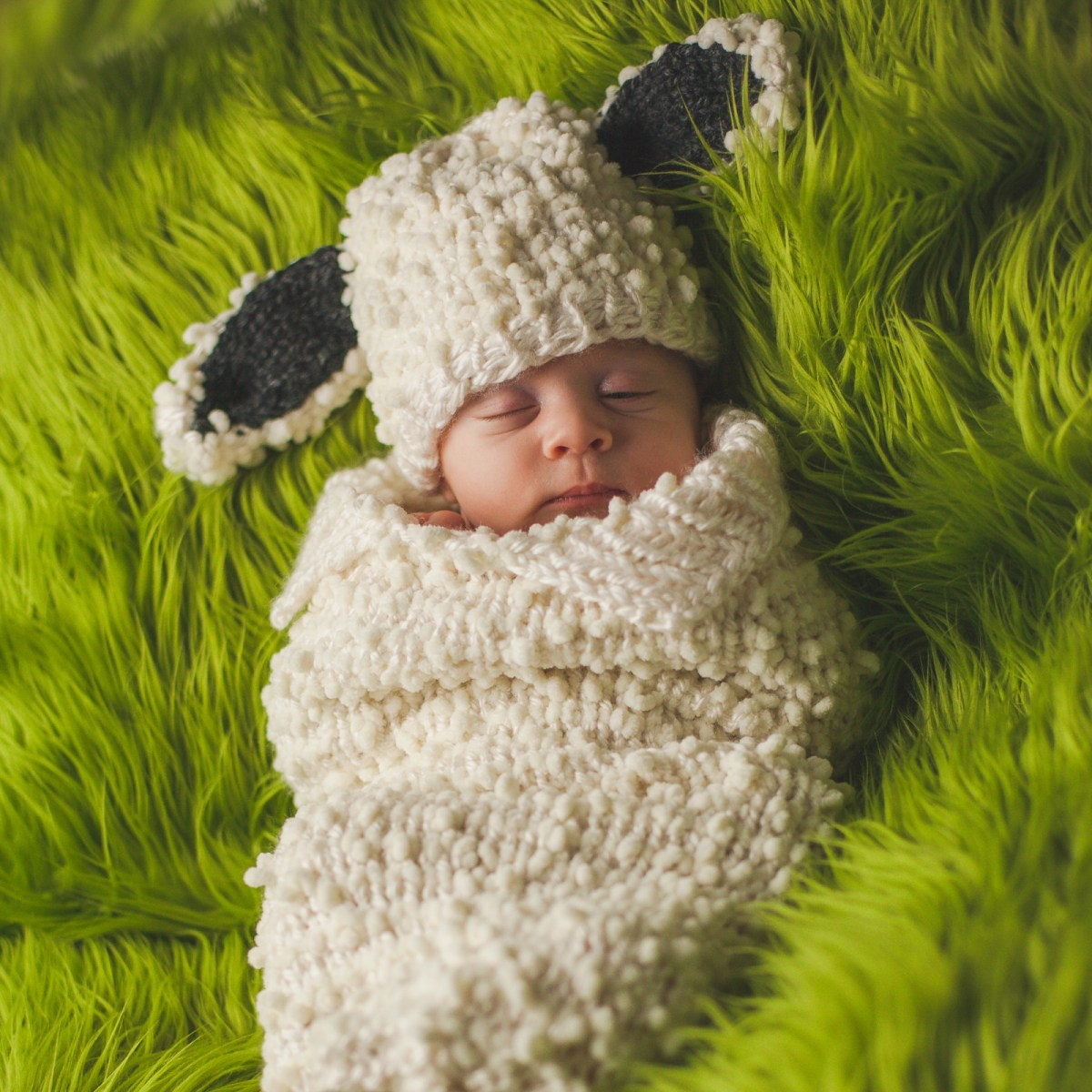 Crochet Cocoon Patterns For Newborns Lil Lamb Cocoon And Hat Pattern Set This Moment Is Good