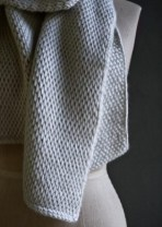 Crochet Muffler Pattern Tunisian Crochet Scarf Purl Soho