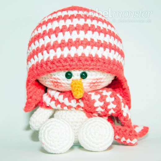 Crochet Pattern For Snowman 25 Free Amigurumi Snowman Crochet Patterns Hubpages
