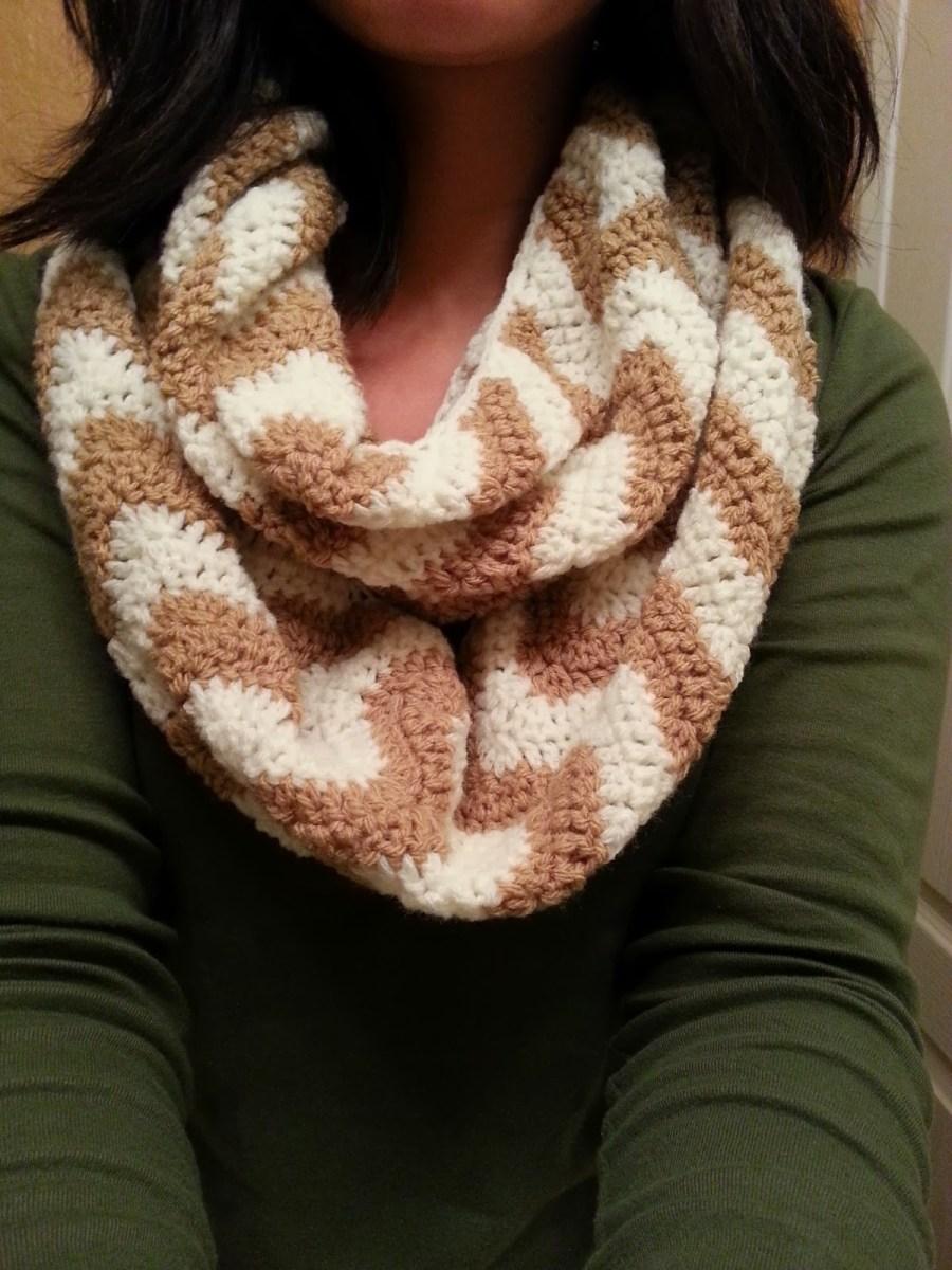 Easy Infinity Scarf Crochet Pattern  35 Free Infinity Scarf Crochet Patterns Guide Patterns