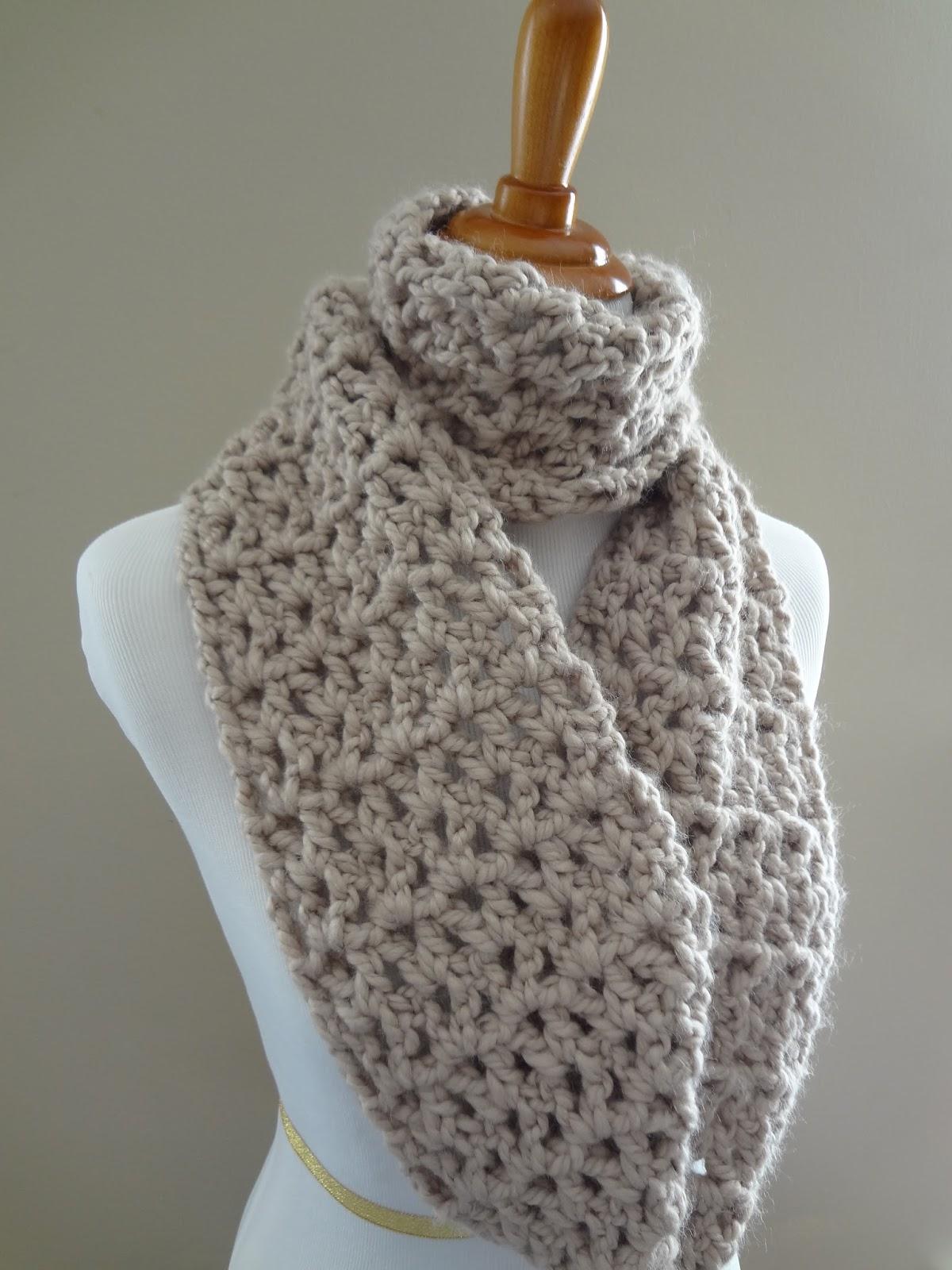 Free Infinity Scarf Crochet Pattern  10 Free Crochet Patterns For Infinity Scarves Crochet Dreamz Caron