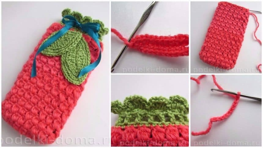 How To Make A Crochet Pattern How To Make Crochet Pattern Phone Case Craft Community