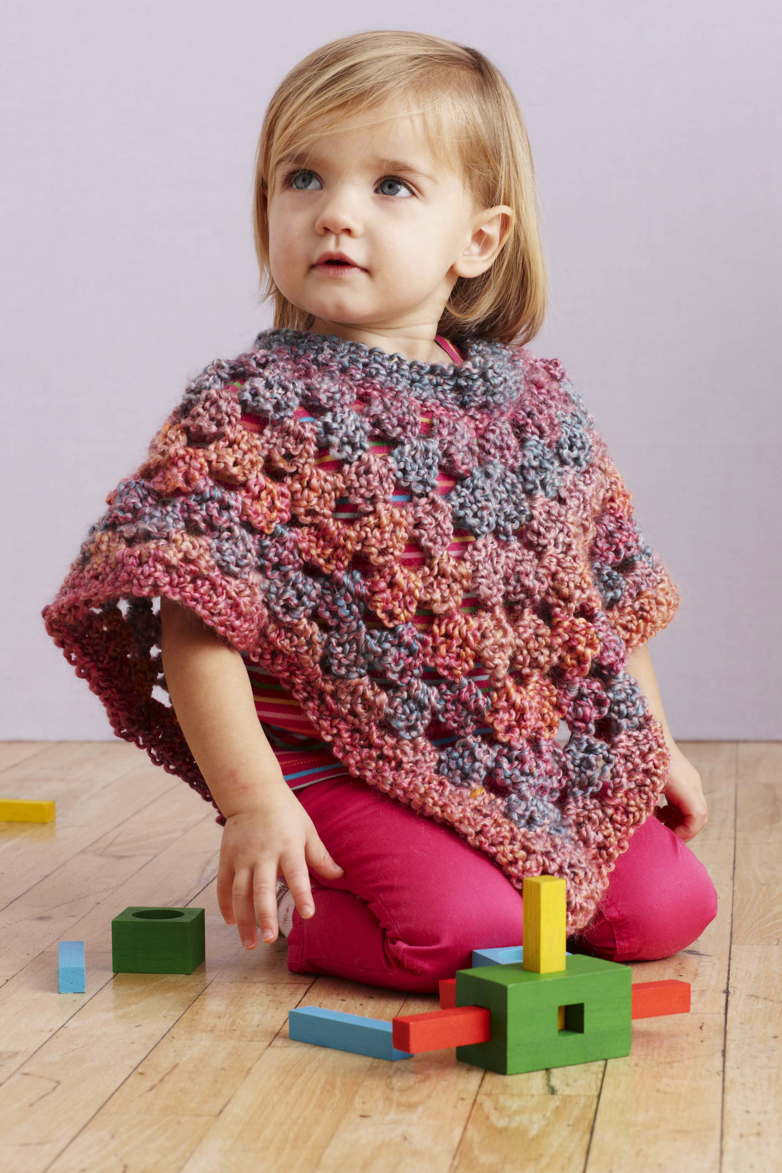 List of Free Crochet Patterns for Toddlers Ponchos 39 Crochet Poncho Patterns The Funky Stitch