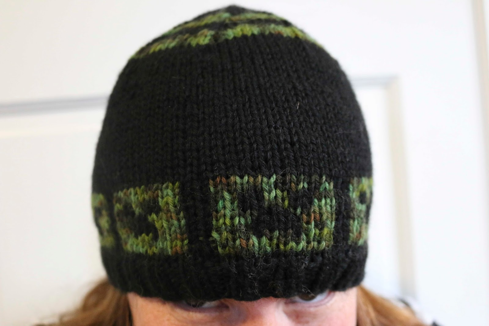 Making Cute Minecraft Creeper Crochet Pattern Chemknits Attack Of The Creepers Hat A Free Knitting Pattern