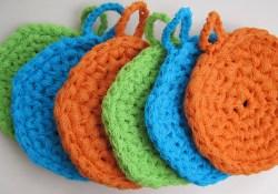 Nylon Net Scrubbies Crochet Pattern Mr Micawbers Recipe For Happiness Micawber Scrubbies A Short