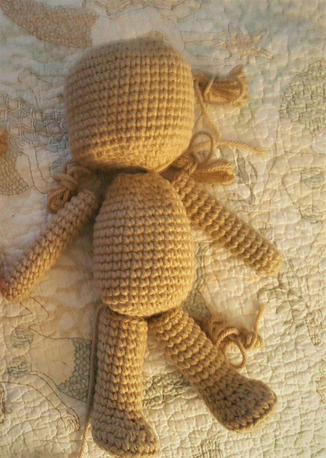 Quick Large Crochet Doll Patterns to Choose Basic Funko Inspired Amigurumi Doll Crochet Pattern Crafterchick