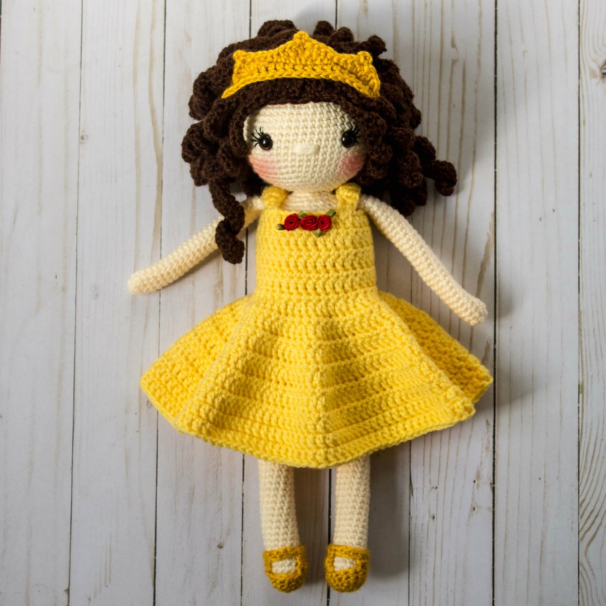 Quick Large Crochet Doll Patterns to Choose Free Crochet Doll Pattern The Friendly Sophie Thefriendlyredfox