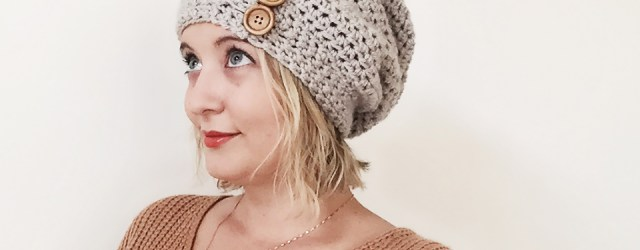 Stunning Crochet Womens Hat Free Pattern to Try 21 Slouchy Beanie Crochet Patterns For Beginners Intermediates