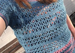 Stylish Poncho Crochet Patterns Summer Daze Poncho Crochet Pattern Re Made Sam