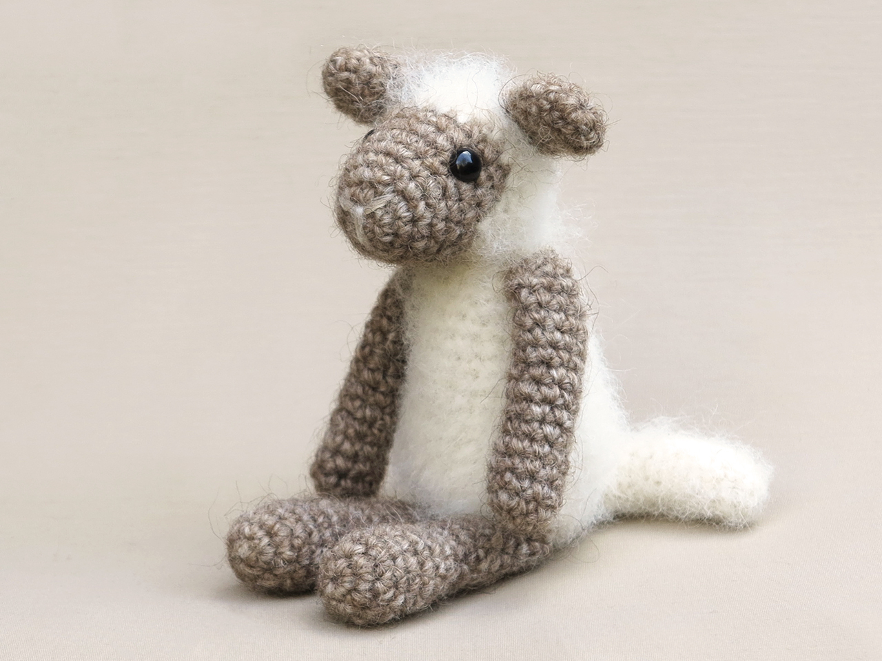 The Sweetest Crochet Lamb Patterns for Free Balloo Crochet Sheep Pattern Sons Popkes