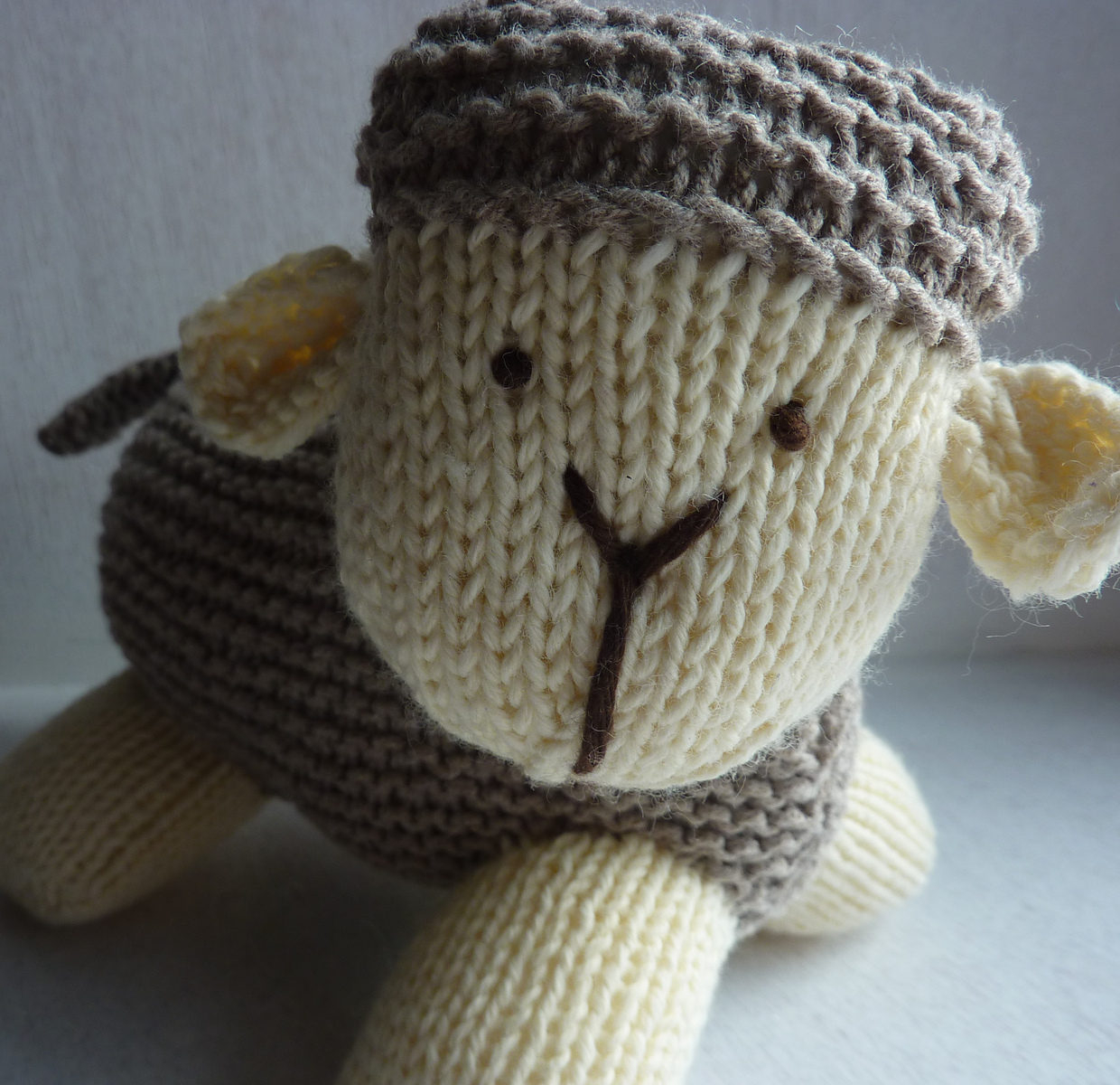 The Sweetest Crochet Lamb Patterns for Free Sheep And Lamb Knitting Patterns In The Loop Knitting