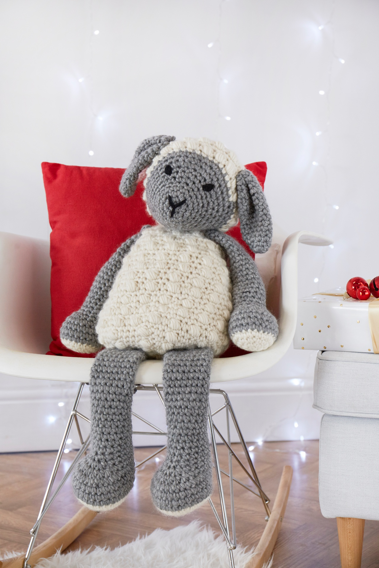 The Sweetest Crochet Lamb Patterns for Free Wool Couture Alison Holloway Lionel Lamb Crochet Now