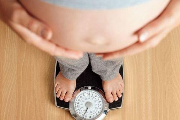 Bí quyết kiểm soát cân nặng trong thai kỳ