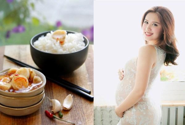 Bà bầu có nên ăn cà muối hay không?