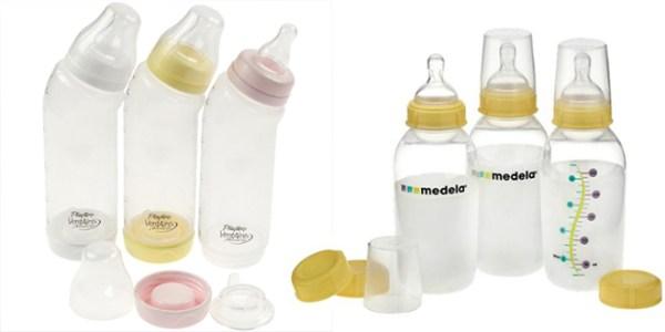 Những điều mẹ cần biết khi chọn bình sữa cho bé