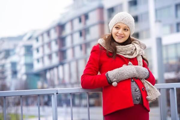 10 cách chăm sóc bà bầu ngày trở lạnh