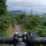 Ballinastoe Mountain Bike Park, Ireland 2009