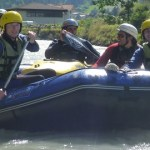 River Rafting Lutschine, Switzerland 2011