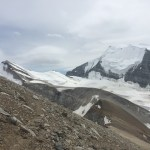 Climbing Barrhorn (3610m) in 1 day, Switzerland
