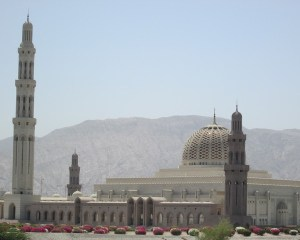 3 days in Muscat, capital city of Oman