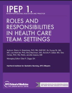 Interprofessional education and practice series also institute for innovations in medical digital press nyu rh med
