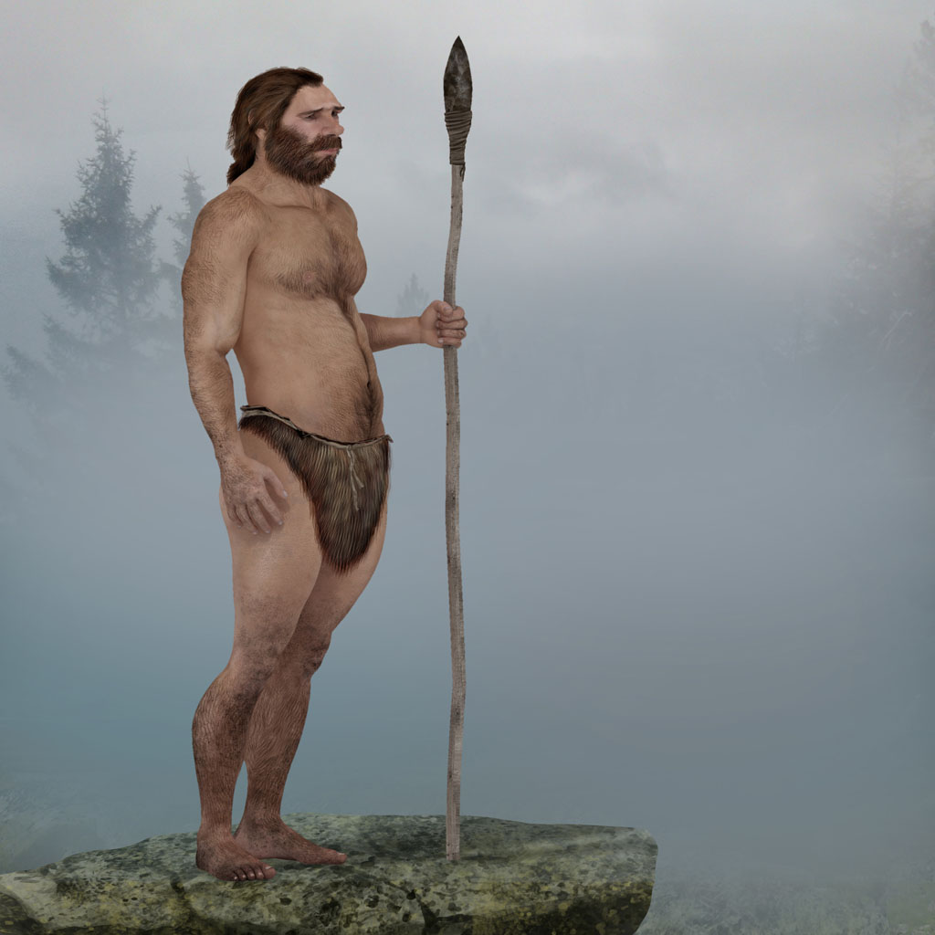 Y chromosome genes from Neanderthals likely extinct in