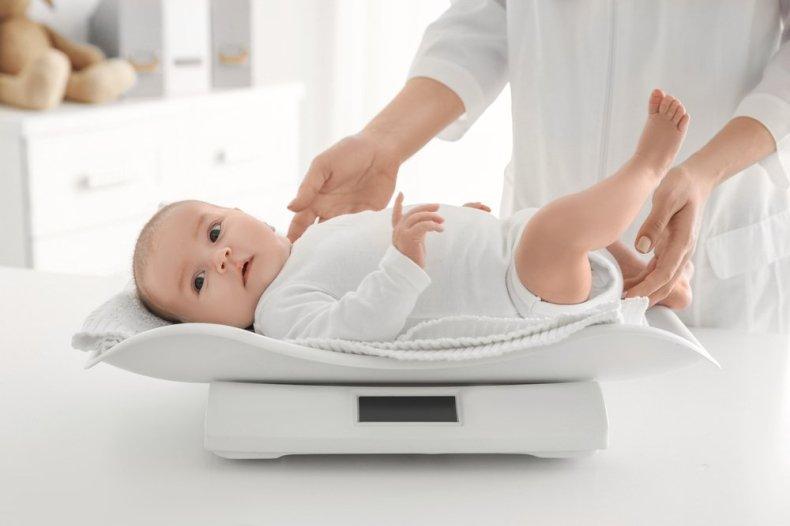 Норма прибавки веса у новорожденных по месяцам и полу по данным ВОЗ - 2