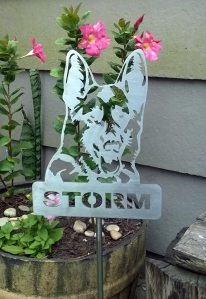 Personalised Animal Memorial