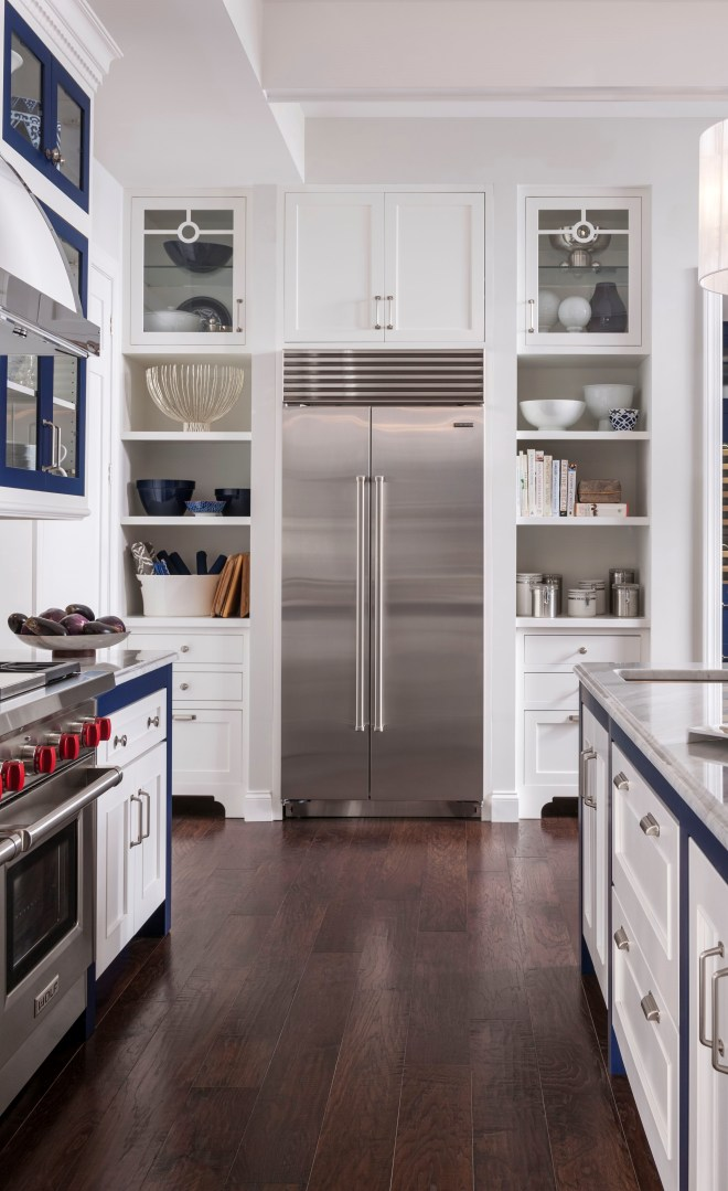 """Loxley Flat Panel (FP) and Bayside Platinum in maple White Icing and Finish Select """"Old Navy"""""""