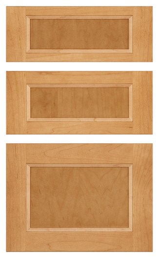 Walton 5pc drawer front