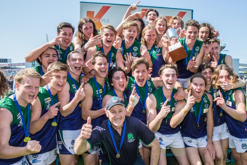 Medals Australia - AFL Barwon - Colts Premiers Medals