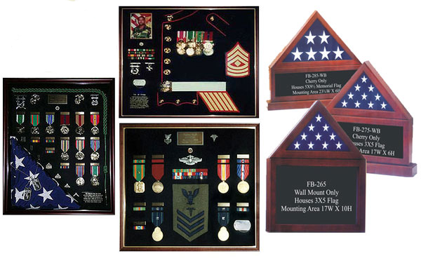 Air National Guard Flag Case
