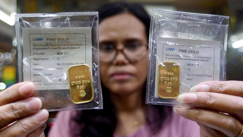 Harga Emas Naik Rp1000 Per Gram Medantodaycom Semangat Perubahan