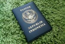 ILUSTRASI | Paspor Indonesia. (sumber:internet)