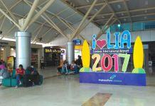 Lombok International Airport(KOMPAS.com/ Karnia Septia)