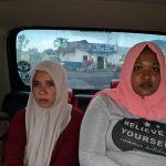 Dua mahasiswi tersebut yakni, LU (25), warga Dusun Peutua Beunu, Desa Jangka Alue, Jangka, Bireuen, Aceh, dan SD (24), warga Dusun Baroh, Desa Pulo Reudeup, Jangka, Bireuen, Aceh pembawa ganja 10 Kg ke Pekanbaru