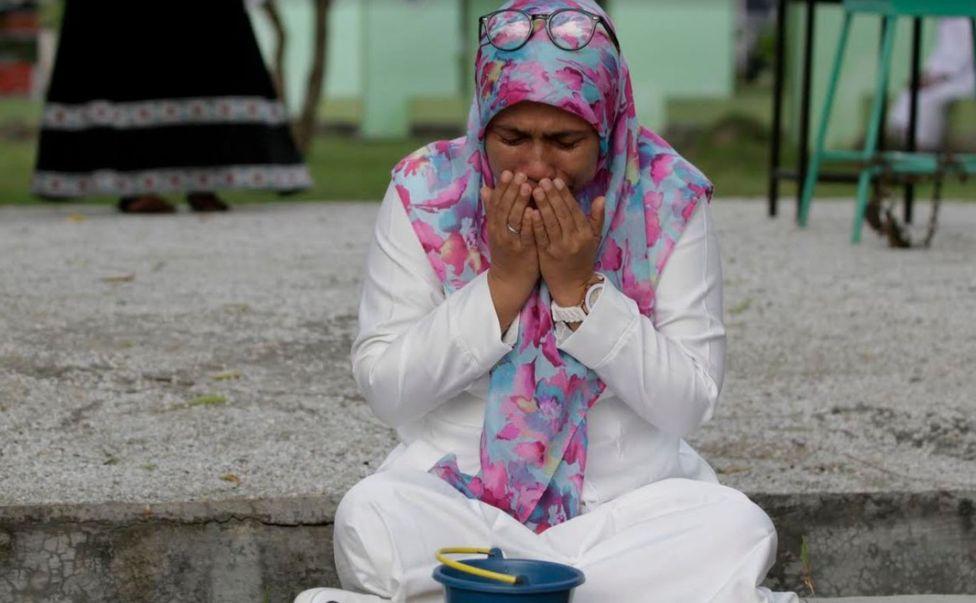 korban Tsunami Aceh