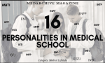 16 Personality types in medical school
