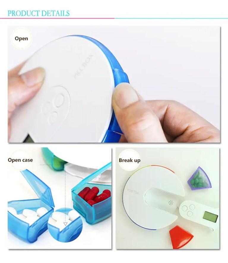MedReminder automatic pill dispenser