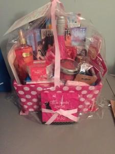 pink basket 2015