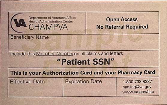 CHAMPVA - Medical Billing & Coding References