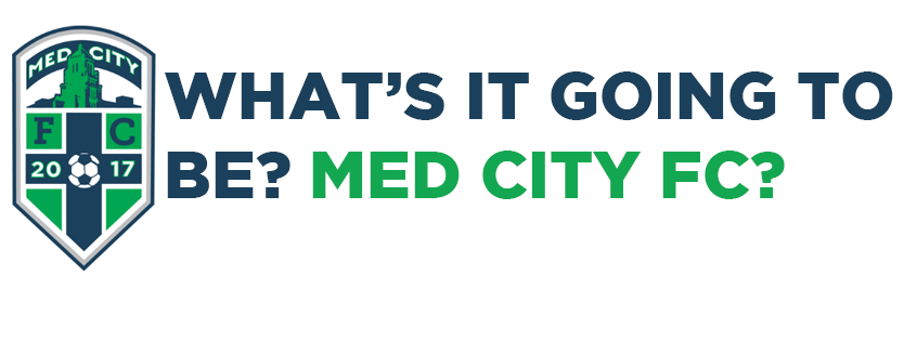 What's It Going To Be Med City FC? Vote Now!