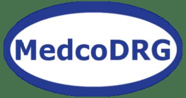 Веб-страница логотипа MedcoDRG