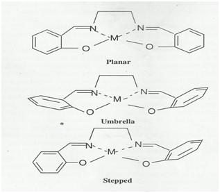 Bis(Salicylidene) Ethylenediamine(Salen) and Bis