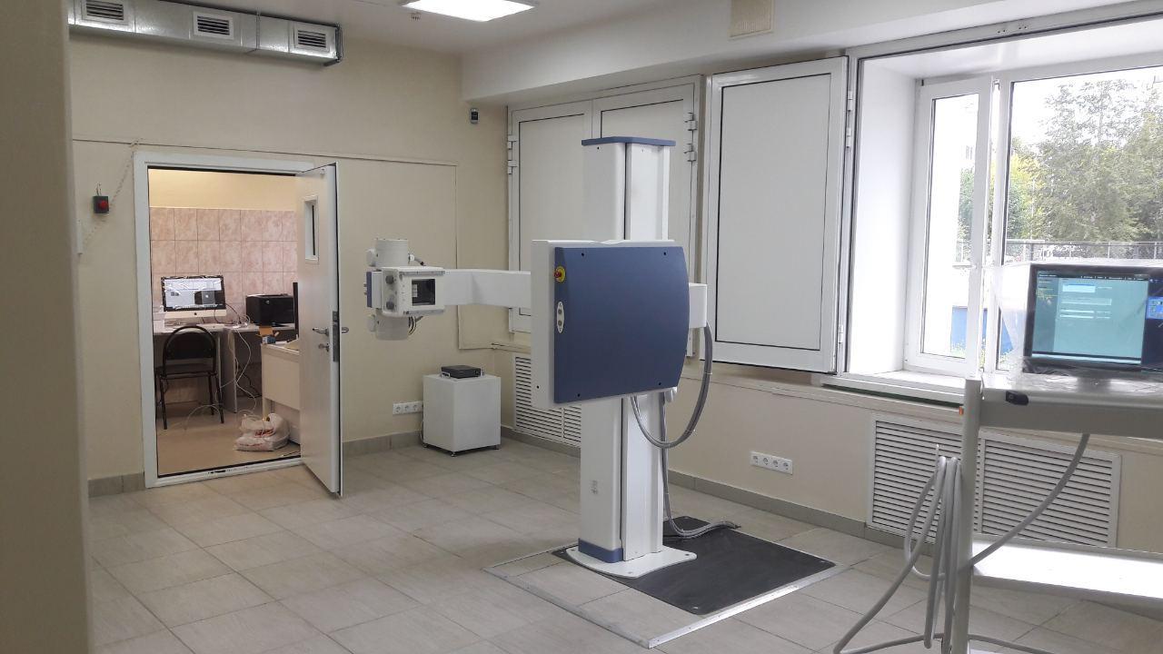 рентгенозащитные конструкции в кабинете