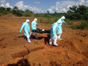 Ebola transmission in Liberia over