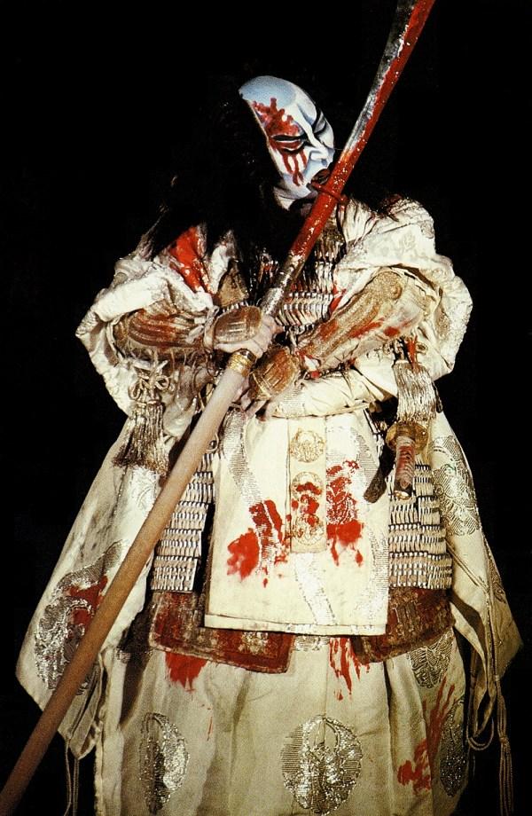 Kabuki Noh Theater Masks And Theatres